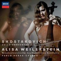 Alisa Weilerstein, Symphonieorchester des Bayerischen Rundfunks – Shostakovich: Cello Concertos Nos. 1 & 2 – CD
