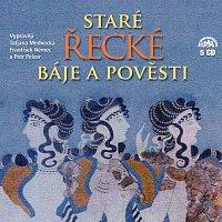 Taťjana Medvecká, Petr Pelzer, František Němec – Petiška: Staré řecké báje a pověsti (Komplet 5 alb) – CD