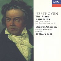 Vladimír Ashkenazy, Chicago Symphony Orchestra, Sir Georg Solti – Beethoven: The Piano Concertos [3 CDs] – CD