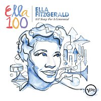 Ella Fitzgerald – 100 Songs For A Centennial – CD