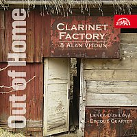 Clarinet Factory, Alan Vitouš, Lenka Dusilová – Out of Home – CD