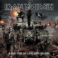 Iron Maiden – A Matter Of Life And Death – CD