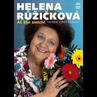 Helena Růžičková – Ať žije smích! / oblíbené scénky a písničky – DVD
