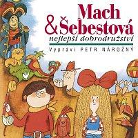 Petr Nárožný – Macourek: Mach & Šebestová Nejlepší dobrodružství – CD