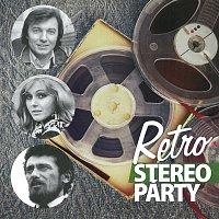Různí interpreti – Retro Stereo Párty – CD