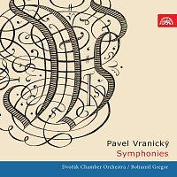 Dvořákův komorní orchestr, Bohumil Gregor – Vranický: Symfonie – CD
