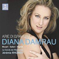 Diana Damrau, Jérémie Rhorer, Le Cercle De L'Harmonie – Mozart, Righini, Salieri: Arie di bravura – CD