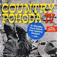 Různí interpreti – Country pohoda IV. – CD