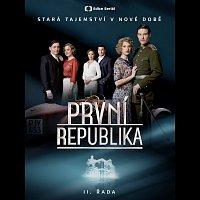 Různí interpreti – První republika II. řada – DVD