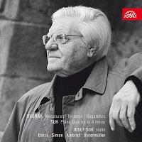 Josef Suk – Dvořák: Drobnosti, Maličkosti, Tercet - Suk: Klavírní kvartet a moll – CD