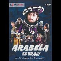 Různí interpreti – Arabela se vrací aneb Rumburak králem říše pohádek – DVD