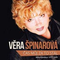 Věra Špinarová – Čas můj za to stál – CD