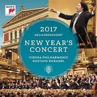 Gustavo Dudamel, Wiener Philharmoniker, Johann Strauss, Jr. – New Year's Concert 2017 / Neujahrskonzert 2017 – CD