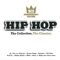 Různí interpreti – Hip Hop - The Collection. The Classics. 5th Anniversary Edition – CD