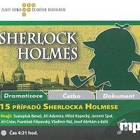 Různí interpreti – Čechura, Šlapal: 15 případů Sherlocka Holmese (MP3-CD) – CD-MP3