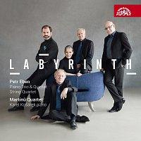 Kvarteto Martinů, Karel Košárek – Eben: Smyčcový kvartet, Klavírní trio, Klavírní kvintet – CD