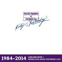 Michal Prokop, Framus Five – Kolej Yesterday – DVD+LP