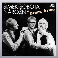 Miloslav Šimek, Luděk Sobota, Petr Nárožný – Šimek, Sobota, Nárožný: Brum, brum – CD