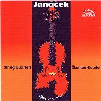 Škampovo kvarteto – Janáček: Smyčcové kvartety č. 1, 2 – CD