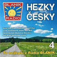 Různí interpreti – Rádio Blaník - Hezky česky 4 – CD