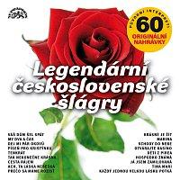 Různí interpreti – Legendární československé šlágry – CD