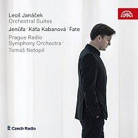 Symfonický orchestr Českého rozhlasu, Tomáš Netopil – Janáček: Suity z oper - Její pastorkyňa, Káťa Kabanová, Osud – CD