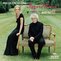 Magdalena Kožená, Orchestra Of The Age Of Enlightenment, Simon Rattle – Mozart: Concert Arias – CD