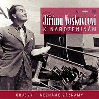 Jiří Voskovec, Jan Werich – Jiřímu Voskovcovi k narozeninám – CD