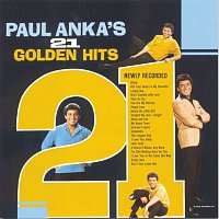 Paul Anka – 21 Golden Hits – CD