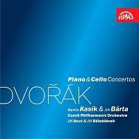 Martin Kasík, Jiří Bárta – Dvořák: Koncerty pro klavír a violoncello – CD
