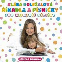 Klára Doležalová – Říkadla a písničky pro nejmenší dětičky – CD