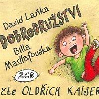 Oldřich Kaiser – Laňka: Dobrodružství Billa Madlafouska – CD