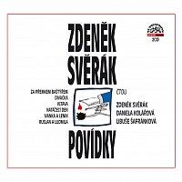 Daniela Kolářová, Zdeněk Svěrák, Libuše Šafránková – Svěrák: Povídky – CD