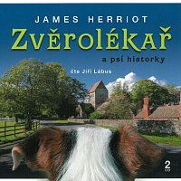 Jiří Lábus – Herriot: Zvěrolékař a psí historky – CD