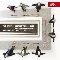 PhilHarmonia Octet – Mozart, Beethoven, Klein: Hudba pro dechové okteto – CD