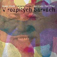 Jaroslav Hutka – V rozpitých barvách – CD