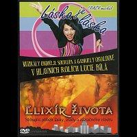 Lucie Bílá – Láska je láska / Elixír života – DVD