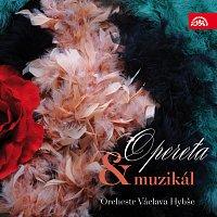Václav Hybš se svým orchestrem – Opereta a muzikál – CD