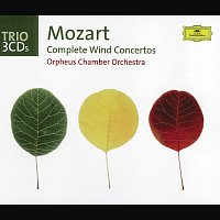 Orpheus Chamber Orchestra – Mozart: Complete Wind Concertos [3 CD's] – CD