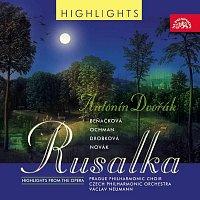 Česká filharmonie, Václav Neumann – Dvořák: Rusalka - highlights – CD