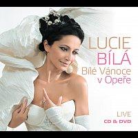 Lucie Bílá – Bílé Vánoce v Opeře LIVE – CD+DVD