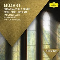 Gabrieli Consort & Players, Paul McCreesh, Barbara Bonney, The English Concert – Mozart: Great Mass in C Minor; Exsultate Jubilate – CD