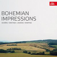 Různí interpreti – Bohemian Impressions. Hudba inspirovaná českou krajinou – CD