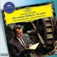 Fritz Wunderlich, Hubert Giesen – Schubert: Die schone Mullerin; 3 Lieder – CD