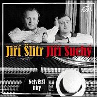 Jiří Suchý, Jiří Šlitr – Největší hity – CD