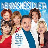 Různí interpreti – Nejkrásnější dueta – CD