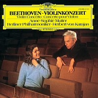 Anne-Sophie Mutter, Berliner Philharmoniker, Herbert von Karajan – Beethoven: Violin Concerto – CD