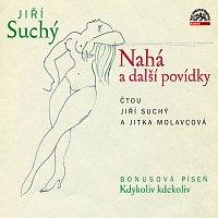 Jiří Suchý – Suchý: Nahá a další povídky – CD