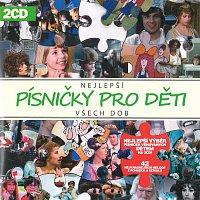 Různí interpreti – Nejlepší písničky pro děti všech dob – CD