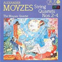 Alexander Moyzes – Smyčcové kvartety – CD